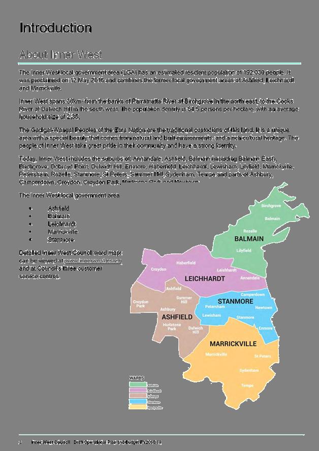 Agenda of Council Meeting - 24 April 2018